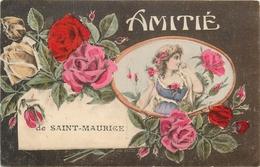 "63 - SAINT MAURICE - ""AMITIE DE SAINT MAURICE"" - France"