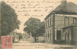 Lot De 50 CPA De Seine Et Marne 77 Plusieurs Belles Animations - Postcards