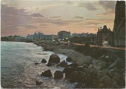 V2707 Terracina (Latina) - Porta Napoletana E Zona Alberghiera Al Tramonto - Sunset Coucher / Viaggiata 1972 - Altre Città