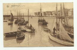Blankenberge  *   Le Port  (Bateaux De Pêche / Vissersboten) - Blankenberge