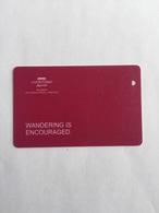 Marriott Hotel Gurgaon India - Hotel Keycards