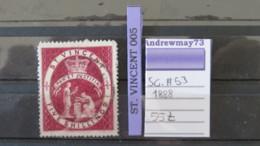 ST. VINCENT- NICE USED STAMP - St.Vincent (...-1979)