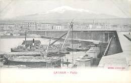 ITALIE CATANIA PORTO - Catania