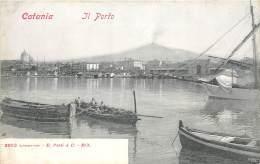 ITALIE CATANIA IL PORTO - Catania