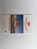 Crowne Plaza Salalah - Hotel Keycards
