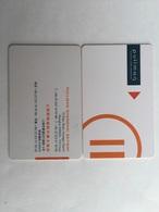 Pullman Shanghai Skyway - Hotel Keycards