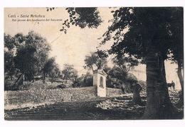 Cartolina - Postcard / Viaggiata - Sent / Cori - Serie Artistica, Nei Pressi Del Santuario Del Soccorso - Altre Città