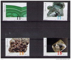 ANGOLA 2001 Minerals - Angola
