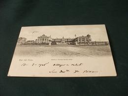 PICCOLO FORMATO ARGENTINA MAR DEL PLATA CASINO Y TERRAZA BRISTOL HOTEL 1906 - Argentina
