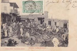 HARAR / LE MARCHE CENTRAL / BEL AFFRANCHISSEMENT / - Ethiopie