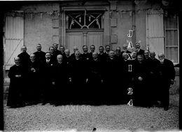 PHOTOGRAPHIE ORIGINALE 1933 CENTENAIRE INSTITUT N.D. DE LARNAY POITIERS Vienne (86) - Lieux