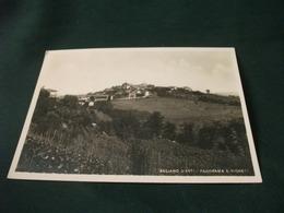 AGLIANO D'ASTI PANORAMA E VIGNETI  VIGNA PIEGA  1949 - Vigne