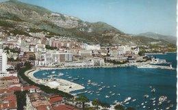 Monaco  - Vue Sur Le Port Et Monte-Carlo.  S-4502 - Monte-Carlo
