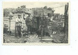 Oud-Stuivekenskerke: Site De Guerre Oorlogsoord - Diksmuide