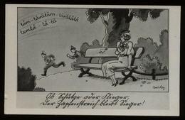 Propaganda - DR Militär Humor Postkarte : Ungebraucht. - Deutschland