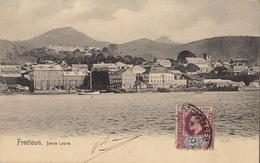 Freetown Sierra Leone - Sierra Leona