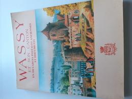 Livre De Wassy En 350 Cpa (édition épuisée) - Wassy