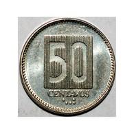 EQUATEUR - 50 CENTAVOS 1988 - FLEUR DE COIN - KM 90 - - Ecuador