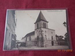 CPA - Carrières-sur-Seine - Eglise - Carrières-sur-Seine