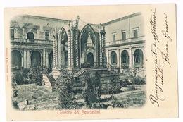 Cartolina - Postcard / Viaggiata - Sent / Stengel & Co., Chiostro Dei Benedettini - Catania