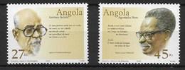 ANGOLA  2003 Angolan Writers - Angola