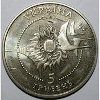 UKRAINE - 5 HRYVEN 2002 - AVION - SUPERBE A FLEUR DE COIN - - Micronesia