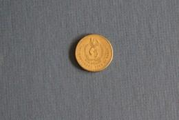 Australia 1986 Year Of Peace $1 Coin QEII Dove - Decimal Coinage (1966-...)