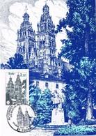 30393. Tarjeta Maxima TOURS (France) 1985. Congres National Soc Philateliques - Cartas Máxima