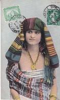 EGYPTE / JEUNE FILLE ARABE  / TRES DECOLLETEE..... / HARARI 184 - Egypt