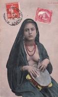 EGYPTE / JEUNE FILLE ARABE  / SEINS NUS  / HARARI 176 - Egypt