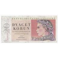 TCHECOSLOVAQUIE - PICK 70 - 20 KORUN - 01/05/1949 - TTB - Czechoslovakia