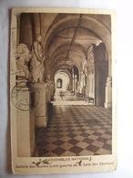 Carte Postale Paris (75) L'Assemblée Nationale -Galerie Des Bustes (Petit Format Circulée 1931 - Tampon Questure ) - Frankrijk