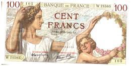 Billets > France > 100 Francs 1941 - 1871-1952 Anciens Francs Circulés Au XXème