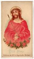 Edition De N.D. D'Aiguebelle. Chromo Religion. Ecce Homo. - Imágenes Religiosas