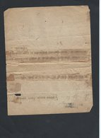633d.Telegram. Sent (1919-1924 Years ???) Krasnoyarsk Moscow. GUVUZ. General Directorate Of Military Schools. Rarity - 1917-1923 Republic & Soviet Republic