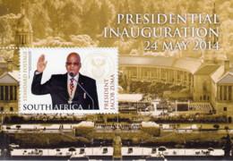 Président Jacob Zuma Bloc - Neufs