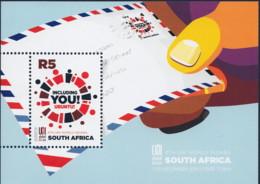 INDABA - Poste Bloc - Afrique Du Sud (1961-...)