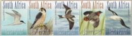 Oiseaux En Danger 5v - Afrique Du Sud (1961-...)