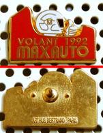Arthus Bertrand : Sport Automobile : MAXAUTO Volant 1992 - Arthus Bertrand