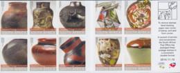 Artisanat - Vases En Céramiques 10v - Afrique Du Sud (1961-...)