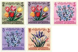 Ref. 267131 * NEW *  - AFGHANISTAN . 1964. FLOWERS. FLORES - Afghanistan