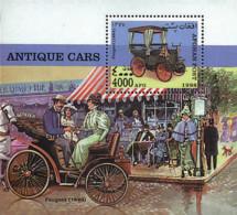 Ref. 60925 * NEW *  - AFGHANISTAN . 1998. VINTAGE CARS. AUTOMOVILES ANTIGUOS - Afghanistan