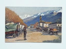 5142 Prima Guerra Pubblicitaria Pubblicita Militare 1915 Offizielle Karte Fur Rotes Kreuz Croce Rossa Nr 534 - Weltkrieg 1914-18