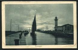 Viareggio -  Viaggiata 1918 Posta Militare - Rif.  15984 - Viareggio