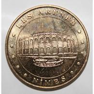 30 - NIMES - LES ARENES - MDP - 2008 - - Monnaie De Paris