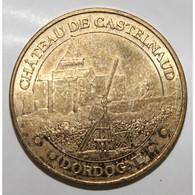 24 - CASTELNAUD LA CHAPELLE - TRÉBUCHET - MDP - 2008 - - Monnaie De Paris