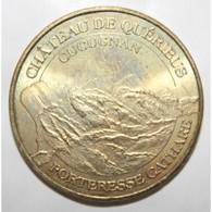 11 - CUCUGAN - CHATEAU DE QUÉRIBUS - MDP - 2008 - - Monnaie De Paris