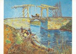 Painting - Vincent Van Gogh. Brugje Te Arles.  B-3307 - Paintings