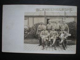 BLANKENBERGE - Wereldoorlog 1 - 1914-1918 - Erste Weltkrieg - Blankenberge