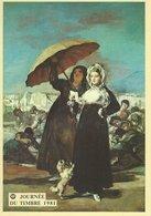 Painting - Francisco De Goya. Femmes Lisant Une Lettre Ou Les Jeunes. B-3309 - Paintings